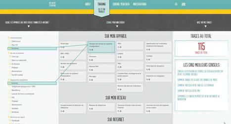 Tracer mon ombre numérique : Outils en ligne pour gérer ses données personnelles et privées | netnavig | Scoop.it