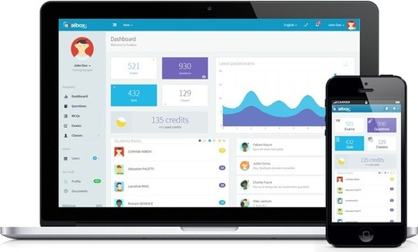 Evalbox<br/>: logiciel de questionnaire gratuit en ligne pour<br/>cr&eacute;er et g&eacute;rer vos examens | Ressources pour les TICE en primaire | Scoop.it