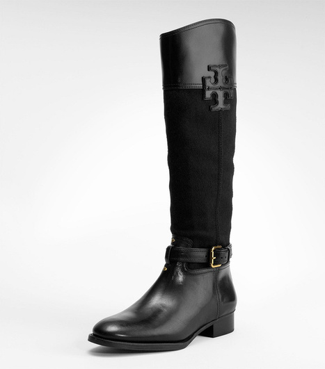 Tory Burch New Arrivals,cheap Tory Burch Blaire Leather Flannel Riding Boot Black TNB081 sale for women,discount up t60 | Few Guidelines To Make Ease Of Tory Burch Handbags | Scoop.it