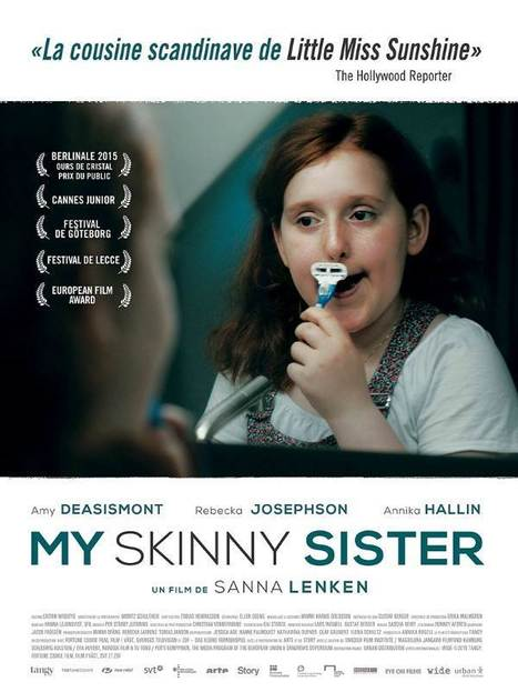 My Skinny Sister / Sanna Lenken   Nouveautés DVD   Scoop.it