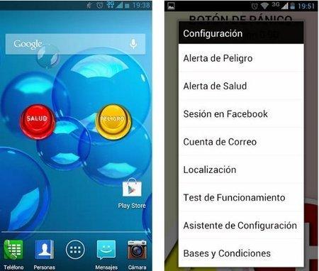 Botón de Pánico AsT, Advertencias desde tu Android | mobo y zonda | Scoop.it
