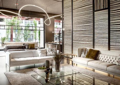 Living Divani Temporary Store at Torre Velasca Expo 2015   Contemporary Design Ideas   Scoop.it