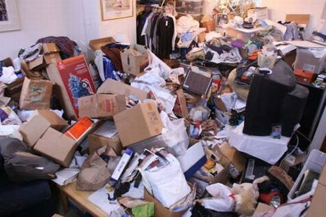 In hoarding, the junk is just a symptom | ISO Mental Health & Wellness | Scoop.it