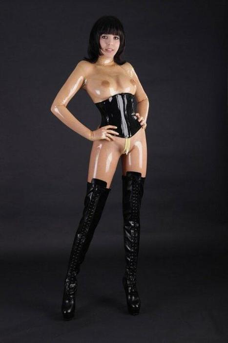 Twitter / LatexL0ver: #latex #fetish #kink #kinky ... | Transparent Latex | Scoop.it