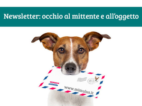 Scrivi newsletter come se scrivessi al tuo amico di penna | Digital Friday | Scoop.it