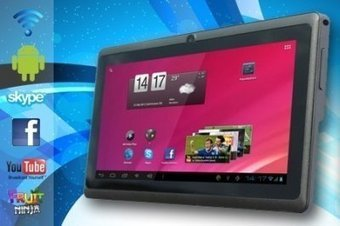 Tablet MyPad da 7 pollici | Offerte Sconti, Coupon e Codici sconto | Scoop.it