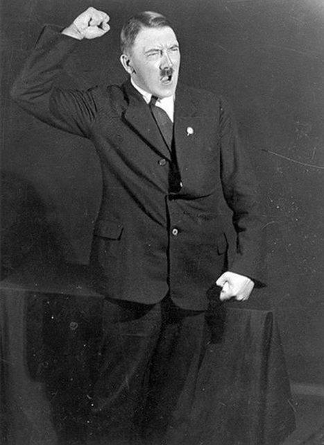 Publican fotos inéditas de Hitler mandadas a destruir por el mismo ... - Noticias24 | fotoletrasmusica | Scoop.it