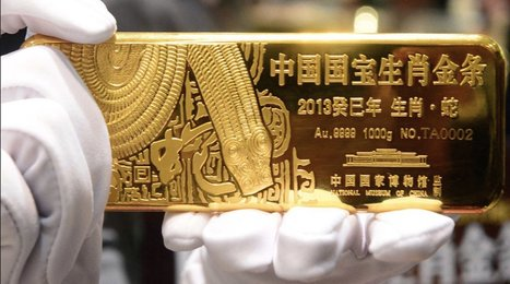 ALERT: Whistleblower Andrew Maguire Says China Just Put A Huge Floor Under The Gold Market - King World News | Gold and What Moves it. | Scoop.it