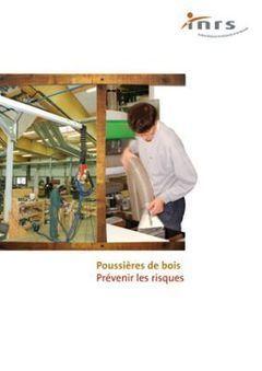 INRS - Poussières de bois | Mon projet: par quels moyens l'entreprise pourrait-elle améliorer la sécurité des salariés et ainsi limiter les risques ? | Scoop.it