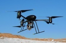 Drone Use Takes Off on the Home Front | Gold and What Moves it. | Scoop.it