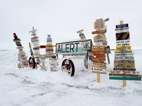 CFS Alert plays role as U.S. boosts intelligence-gathering in Arctic - Ottawa Citizen   Inuit Nunangat Stories   Scoop.it