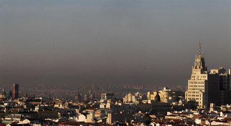 Buena parte de España en aviso por los elevados niveles de ozono troposférico | Infraestructura Sostenible | Scoop.it