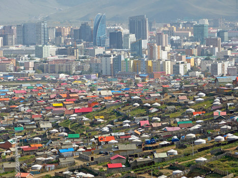 In Mongolia, the Skyline by the Steppes | AP Human GeographyNRHS | Scoop.it