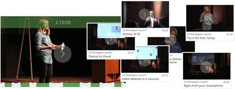 The Clip Release of 23 Video | New learning, new tool service | Scoop.it