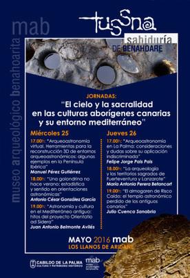 La Palma mira al cielo aborigen | Arqueología, Historia Antigua y Medieval - Archeology, Ancient and Medieval History byTerrae Antiqvae | Scoop.it