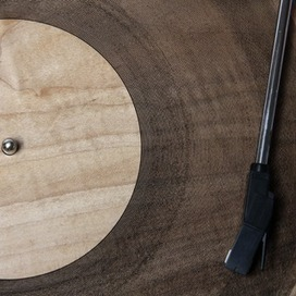Laser Cut Record | Wiseband | Scoop.it