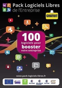 Pack logiciels libres de l'entreprise : 100 applications utiles | Boîte à outils du web 2.0 | Scoop.it