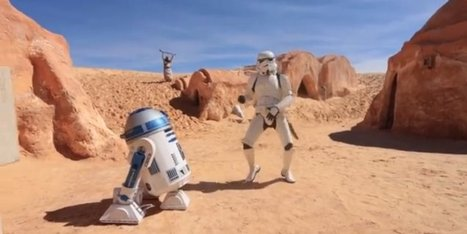 Star Wars Takes On Pharrell's 'Happy' & It's Adorable | Constant Learning | Scoop.it