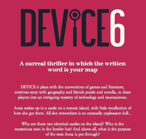 DEVICE 6 | All the things iPad | Scoop.it
