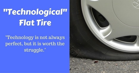 The Mobile Native: Technological Flat Tire | Edtech PK-12 | Scoop.it