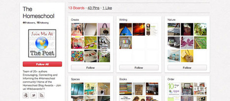 48 Great Ways Homeschoolers are Using Pinterest | Online College Tips – Online Colleges | Homeschooling 365 | Scoop.it