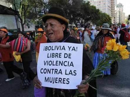 Bolivia: Campesinas inician campaña para difundir leyes que sancionan violencia contra las mujeres | Genera Igualdad | Scoop.it