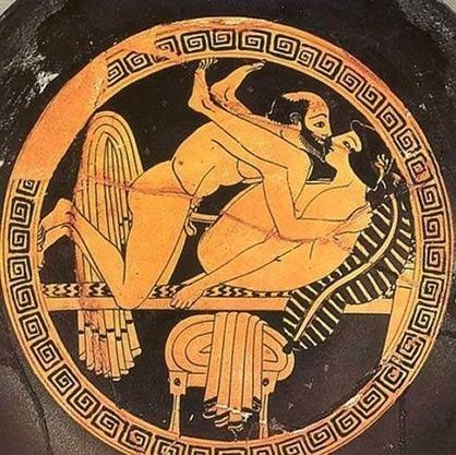 Homo Hispanicus: Sexo, género y sexualidad en Grecia y Roma (I)   Griego clásico   Scoop.it