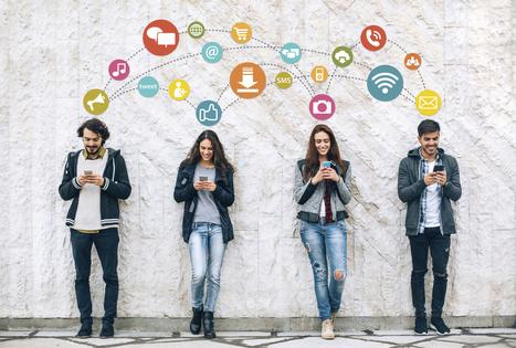 RH : Les médias sociaux pour votre stratégie en 2017 ! | DOCAPOST RH | Scoop.it