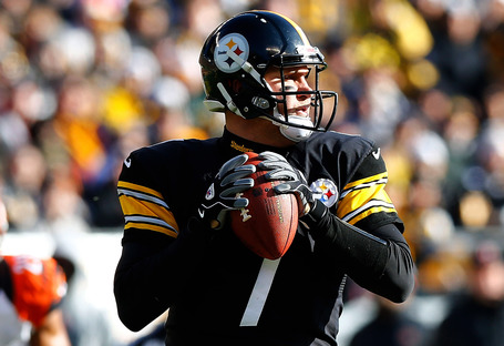 Steelers eliminated from playoff competition with 13-10 loss to Cincinnati | Steelers Nation | Scoop.it