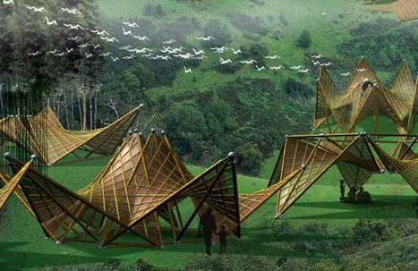 Bamboo Architecture Design | Building Design | Tester | Scoop.it