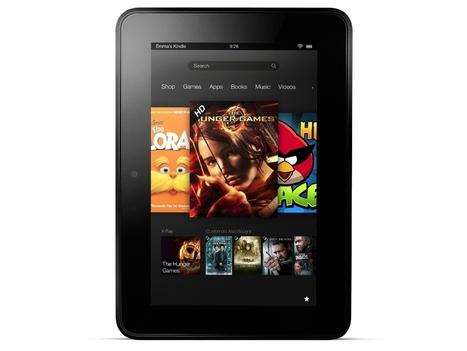 Kindle Fire HD (versión del 2012) a 99€ en Amazon por el Black Friday | tecnología | Scoop.it