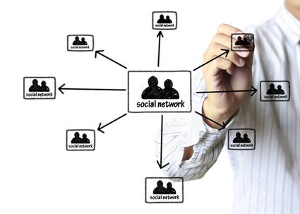 Recherche d'emploi via les réseaux sociaux : Viadeo domine LinkedIn | Managing Communities | Scoop.it