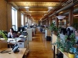 Gestión de espacios en co-working y hubs de innovación (post-299) | | think out of the box | Scoop.it