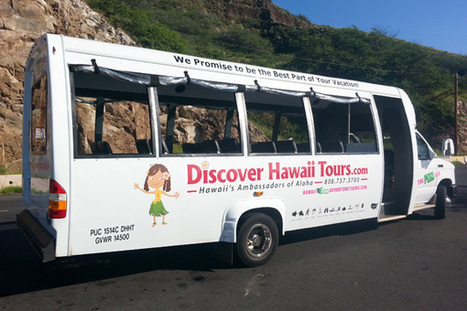Oahu in a Day with the Ultimate Circle Island Eco Adventure - Suitcase Stories   Luxury Travel   Scoop.it
