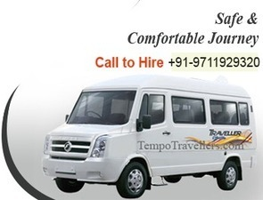 Tempo Traveller Price in Delhi on Rent | Hire Tempo Traveller India | Tempo Traveller on Rent | Scoop.it