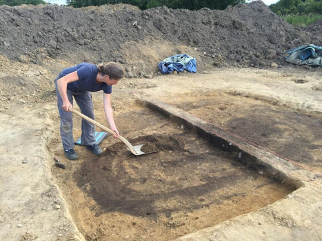 New Viking graves discovered in Denmark | Histoire et archéologie des Celtes, Germains et peuples du Nord | Scoop.it