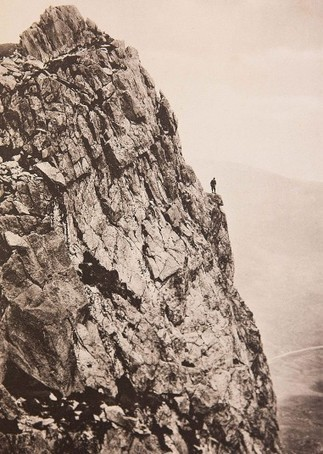Antique photos of British mountain climbers from 100 years ago | MUSEUM | Scoop.it