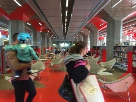 DOSSIER: Bibliothèques et numérique en France et dans le Monde | MDL Aix | Scoop.it