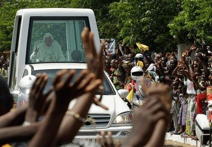 Pope's New Document Outlines Role of Catholic Church in Africa | The Catholic Church in Africa | Scoop.it