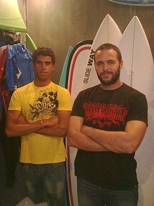 Interview Ilyass Gougali, surfeur du Maroc - Le blog de Island ... | surfing extreme sports | Scoop.it