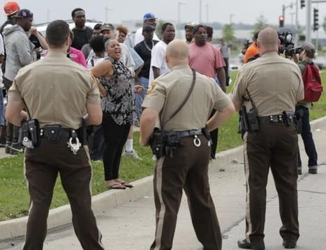 Why Did An Off-Duty St. Louis Cop Kill A Black Teen Last Night?   SocialAction2015   Scoop.it