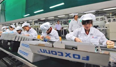 Foxconn to expand American manufacturing operations | From the Apple Orchard | Scoop.it