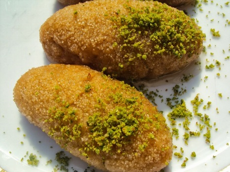 Bal parmak tatlısı - Yemek Tarifleri | Yemek tarifleri1 | Scoop.it