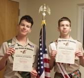 Roswell Area Brothers advance to Eagle Scout - Roswell, GA Patch | Roswell, Ga USA | Scoop.it