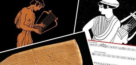This is the oldest melody in existence – and it's utterly enchanting | Actions culturelles interactives | Scoop.it