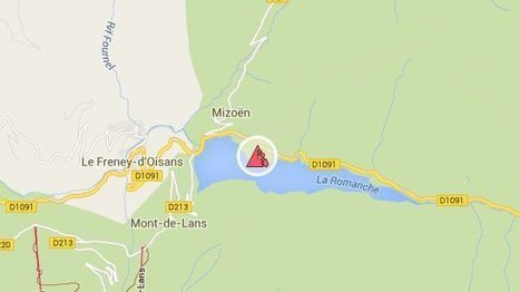 L'effondrement de la montagne du tunnel du Chambon se précise   Montagne - Risques et vulnérabilités   Scoop.it