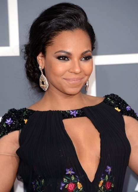 Ashanti in Tony Ward Spring/Summer 2013 Haute Couture Gown | Red Carpet Looks | Scoop.it