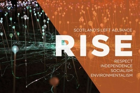 RISE Now | Scottish Independence - The Quiet Revolution | Scoop.it