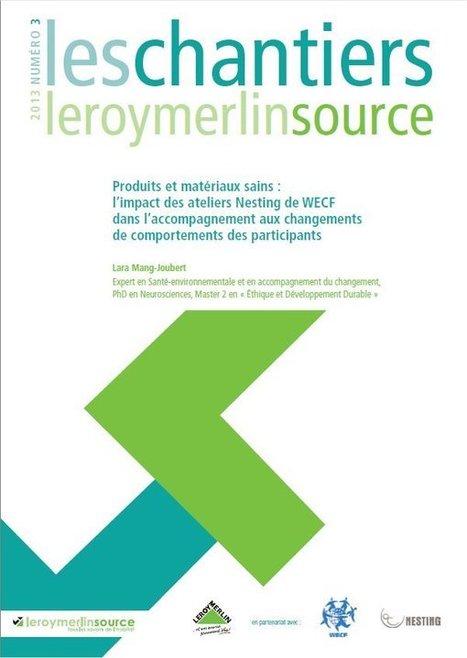 Produits et matériaux sains : l'impact des ateliers Nesting de WECF dans l'accompagnement aux changements de comportements des participants | WECF | Scoop.it