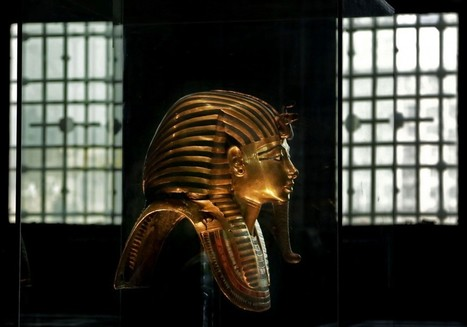 AP PHOTOS: Egypt museum hurt by political turmoil | Teaching history and archaeology to kids | Scoop.it